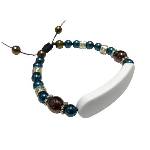 Bracelet perle personnalisable