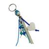 Porte-clés bleu 2 à personnalisé