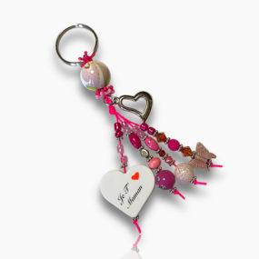 Porte-clés Rose PR06