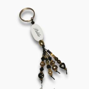 Porte-clés Noir PR07