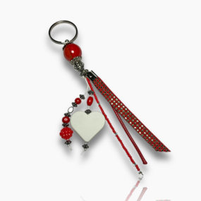 Porte-clés Rouge PR11