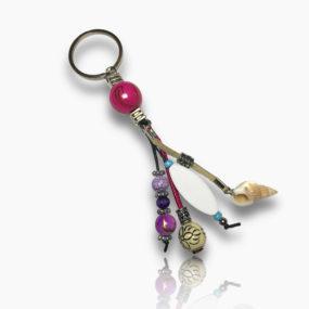 Porte-clés Violet PR08