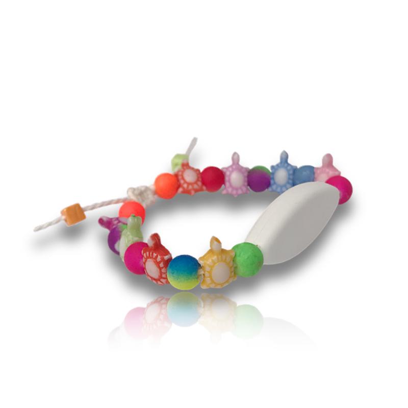 Bracelet perle tortue personnalisable