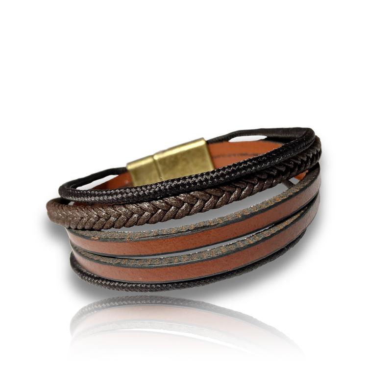 Bracelet cuir Aysun